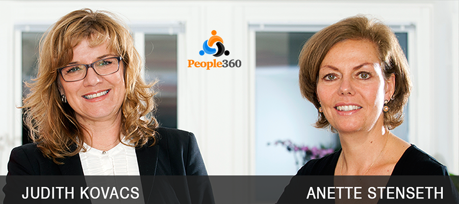 People360 - Judith Kovacs och Anette Stenseth
